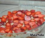 layer strawberries