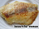 To prepare this dish, take the tilapia, salt, pepper, zapaniruyte in flour and fry until Golden brown.