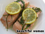 Salmon turns out juicy, tender and just melts in your mouth. You will love it.