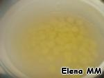 To fall asleep in boiling salted water or broth, boil for 15 minutes.