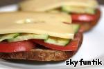 Собственно, вуаля... бутерброд готов :-[