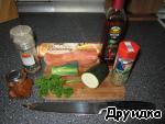 Ингредиенты, которые потребуются для этого блюда.