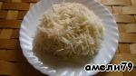 Картофель очистить и натереть на корейской терке.