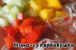 Bon appetit))) And refreshing effect!