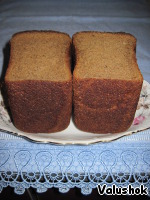 Bread will need as much as will consumers. Polukilogrammovy brick of bread cut in half is two servings of borscht.