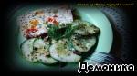 This terrines perfect cucumber salad with mint https://www.povarenok.ru/recipes/show/66847/