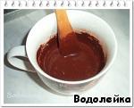 Я обмазала глазурью по рецепту Иры irina_vip - https://www.povarenok.ru/recipes/show/58834/