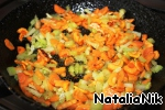 Fry in a skillet in vegetable oil for 10-15 minutes.