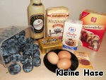 Our products!  Butter in advance remove from the refrigerator - for this recipe you need soft butter.