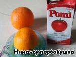 Вот такие протертые томаты я использовала.