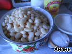In the morning cook the beans for 40 mins on medium heat.