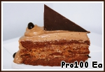Бразильский шоколадный торт – кулинарный рецепт