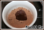 5. In a bowl, pour cocoa break in tablespoon of the chocolate in cocoa. Store in the refrigerator for 1 week.