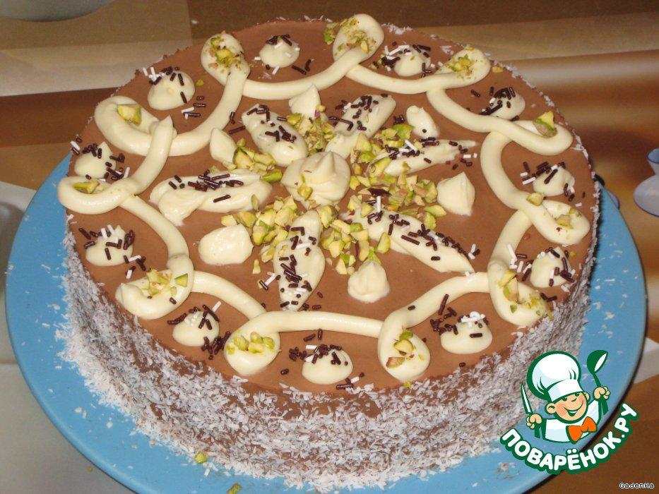 Торт «1 Сентября»