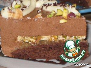 Торт «1 Сентября» – кулинарный рецепт