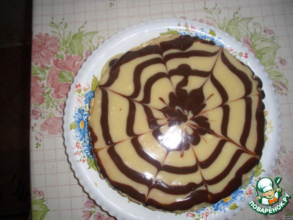 Торт А-ля Эстерхази
