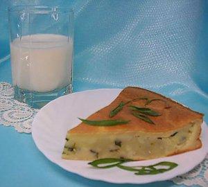 Быстрый пирог – кулинарный рецепт