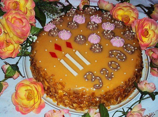 Торт Поздравляю!