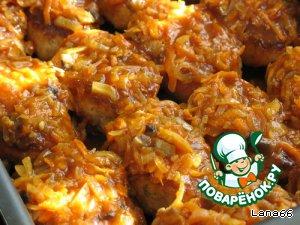 Рыбные котлеты по-восточному – кулинарный рецепт