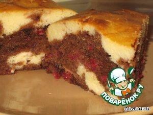Кекс «Вечерний» – кулинарный рецепт