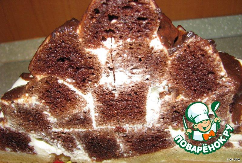 """Торт """"Кудрявый"""""""