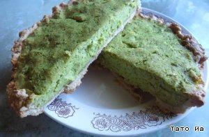 """Тарт """"Горошинка"""" – кулинарный рецепт"""