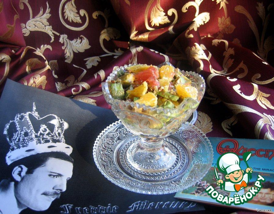 """Фруктовый салат """"Квин"""""""