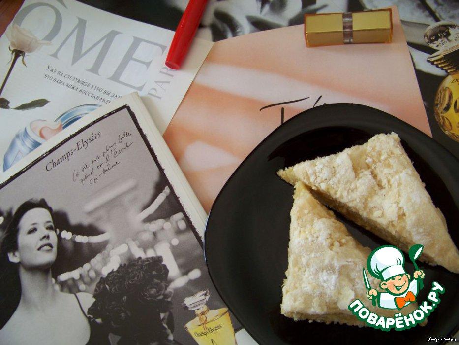 Миндальный торт Mon plaisir