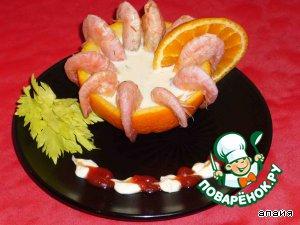 Соус к креветкам – кулинарный рецепт