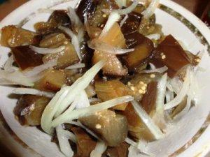 Овощной салат в маринаде – кулинарный рецепт