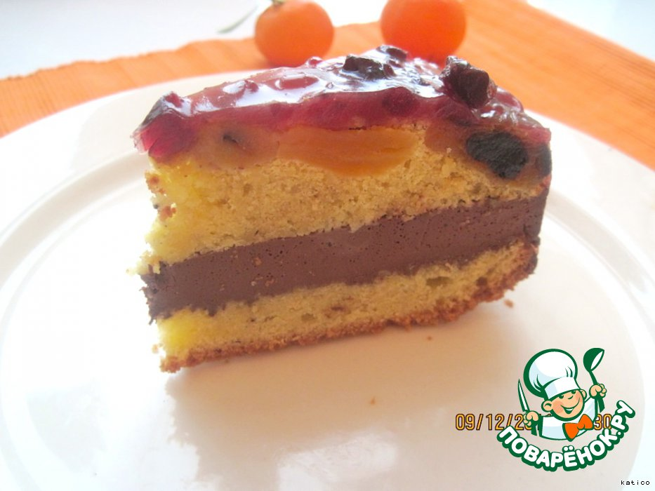 Торт Шатенка
