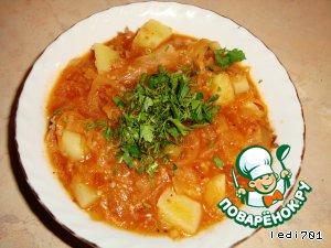 Крчик – кулинарный рецепт