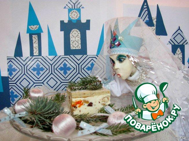 Ледяное пирожное для Снежной Королевы