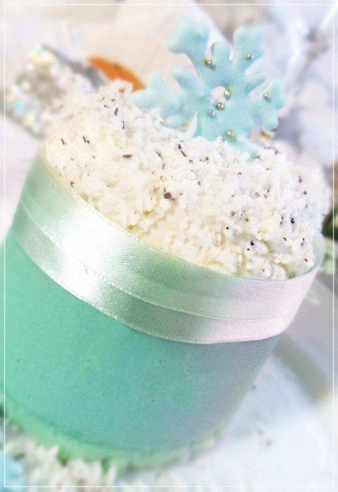 Десерт Поцелуй Снегурочки