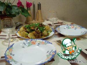 Ужин от Влада – кулинарный рецепт