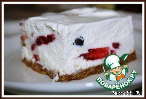 "Мороженое ""Чудо"" – кулинарный рецепт"