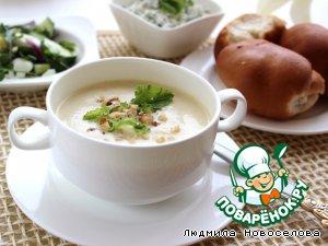 """Крем-суп """"Летний день"""" – кулинарный рецепт"""