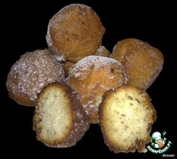 Рейнское печенье Манделах