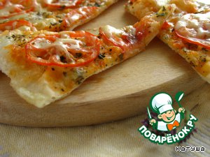 пицца - рецепты, статьи на