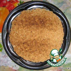 Торт Маково-вишневый аромат