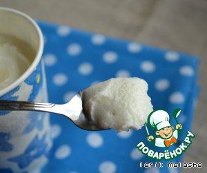 Молочное мороженое по ГОСТу – кулинарный рецепт
