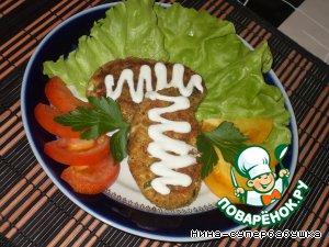 Эрзац-котлетки – кулинарный рецепт