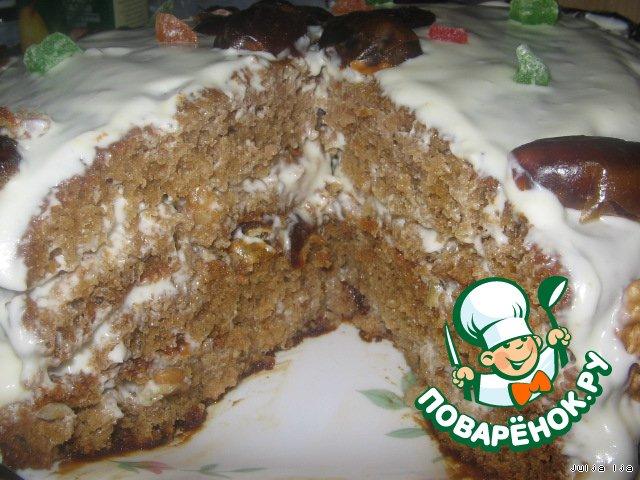 """Торт """"Сладкоежка"""""""