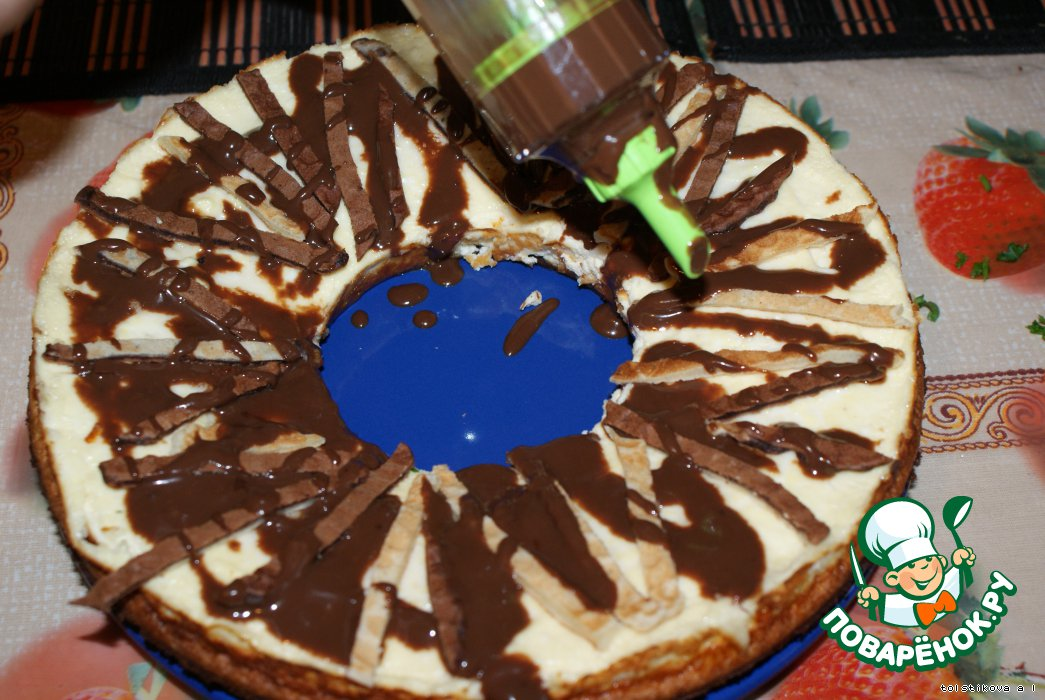 Торт Кто сказал Му?