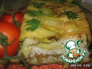 Рис с кабачками – кулинарный рецепт