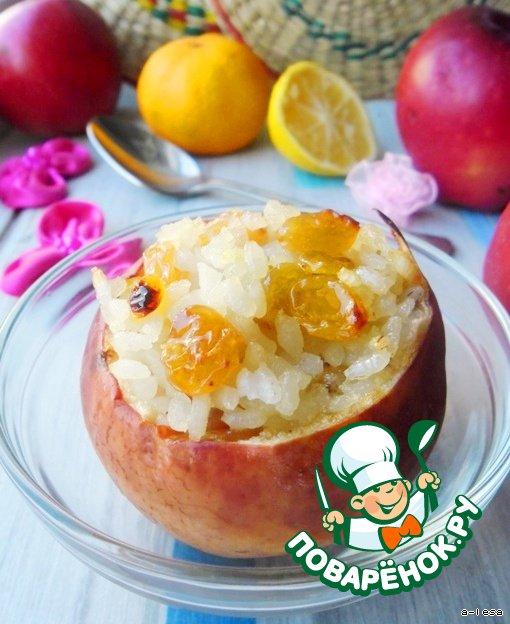 Рисовый десерт по-молдавски