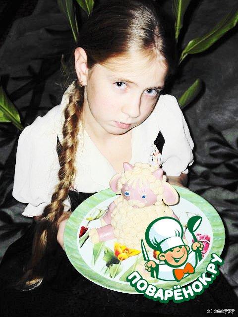 Торт Козлeночек