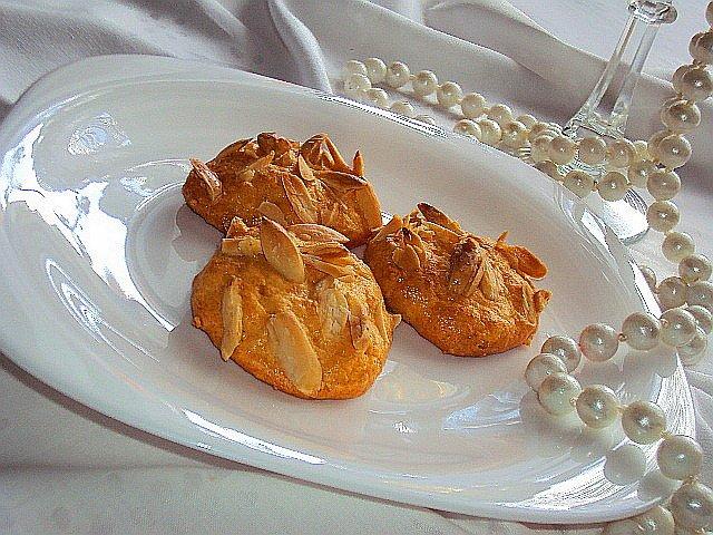 Взбитое сырное печенье